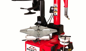 Swing Arm Tire Changer with Bead Press Arm